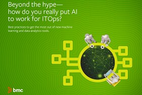 Beyond the hype – how do you really put AI to work for ITOps?