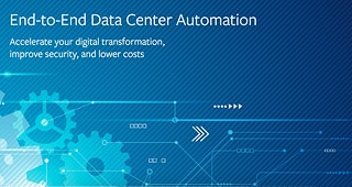 End-to-End Data Center Automation