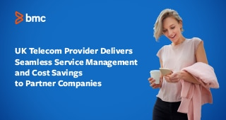 UK Telecom Provider Delivers Seamless Service Management and Cost Savings to Partner Companies