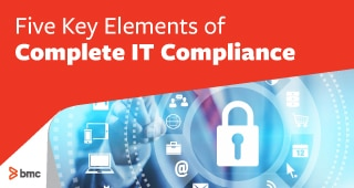 e-Book: Five Key Elements of Complete IT Compliance