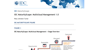 Multi-Cloud Analyst Research: