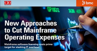 CIO Magazine: New Approaches to Cut Mainframe Operating Expenses