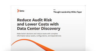 Reduce Audit Risk and Lower Costs with Data Center Discovery