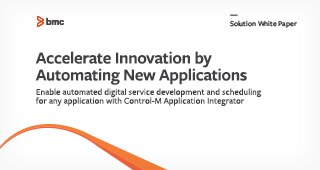 Accelerate Innovation by Automating New Applications