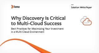 Why Discovery is Critical to Multi-Cloud Success