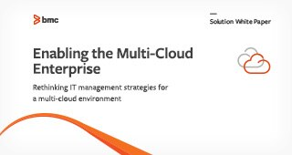 Enabling the Multi-Cloud Enterprise