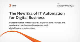 The New Era of IT Automation for Digital Business