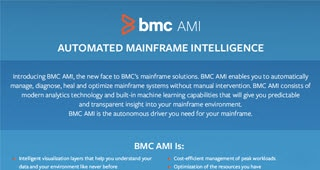 BMC AMI (Automated Mainframe Intelligence)