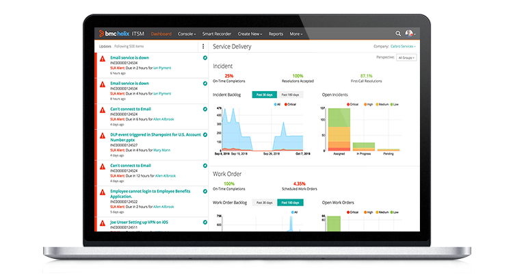 ServiceNow vs  BMC: Know The Facts - BMC Software