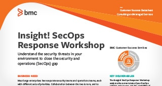 Security Operations Workshop