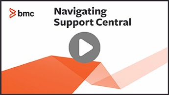 Video: Navigating Support Central (1:56)