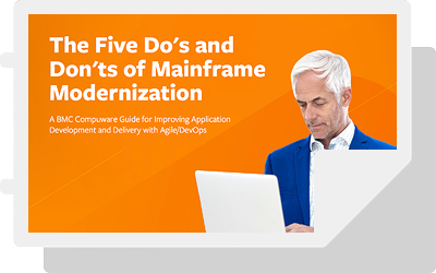 The Five Do's and Dont's of Mainframe Modernization