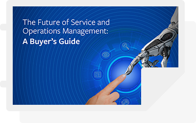 Buyer's Guide: The Future of Service and Operations Management