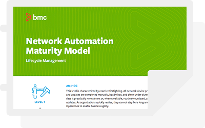 White Paper: Network Automation Maturity Model